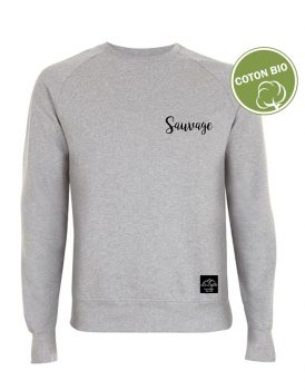 "Sweat ""Sauvage"""